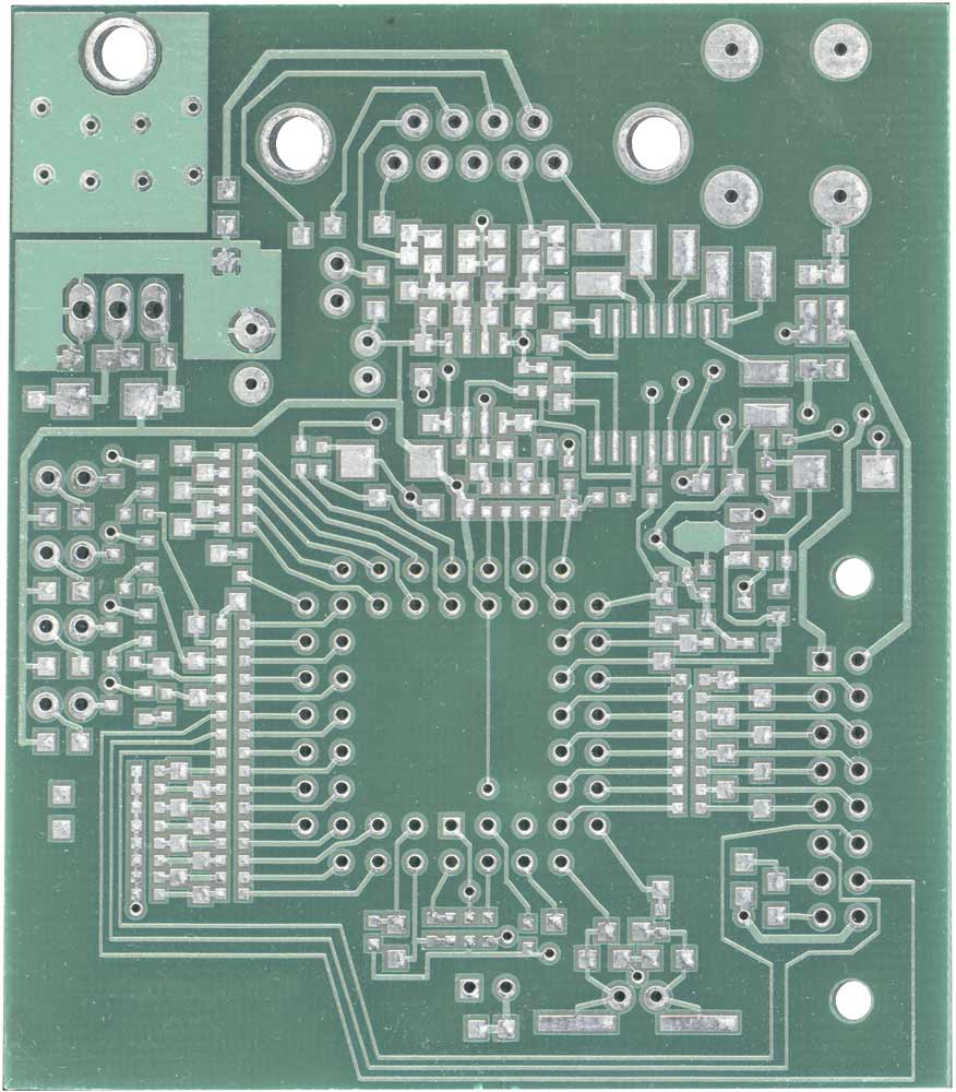 1bithigh Printed Circuit Board Design Fr4 Eletronic Buy Example Of A Microcontroller Based Pcb